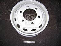 Диск колесный 17,5Hх6,0J ГАЗ 33104 ВАЛДАЙ (производство ГАЗ) (арт. 33104-3101015-01), AGHZX
