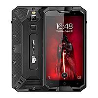 """Неубиваемый смартфон Homtom ZOJI Z8 black черный IP68 (2SIM) 5"""" 4/64GB 13/16Мп 3G 4G оригинал Гарантия!"""