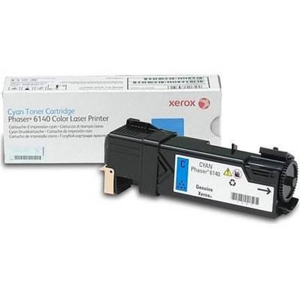 Тонер картридж Xerox PH6140 Cyan, фото 2