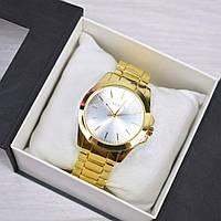Часы женские наручные в стиле  Gucci золото , часы дропшиппинг