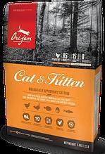 Orijen (Ориджен) Cat Kitten для котов и котят всех пород и возрастов