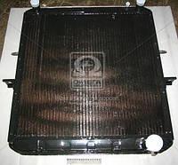 Радиатор водяного охлаждения МАЗ 64229 (4 рядный) (Производство ШААЗ) 64229-1301010