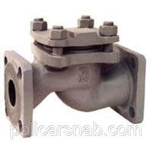 Клапан обратный подъемный фланцевый Ду 80