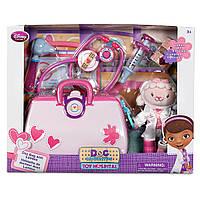 """Игровой набор чемодан доктора """"Доктор Плюшева"""" и овечка Лемми Disney"""
