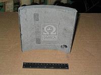 Накладка тормоз ИКАРУС,МАЗ (Производство Трибо) 018.01.-3341-013-01, AAHZX