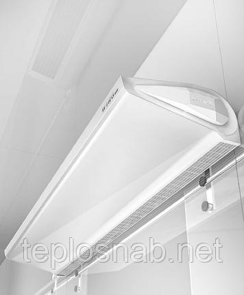 Тепловая завеса Wing E200 6-15 кВт с электрическим нагревом, фото 2