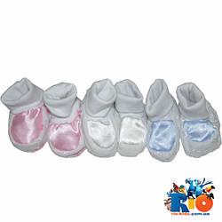 Детские пинетки для новорожденных 0-3 мес
