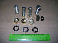 Ремкомплект крепления передачи карданной ГАЗ 33104 ВАЛДАЙ (производство ГАЗ) (арт. 33104-2200800), AAHZX