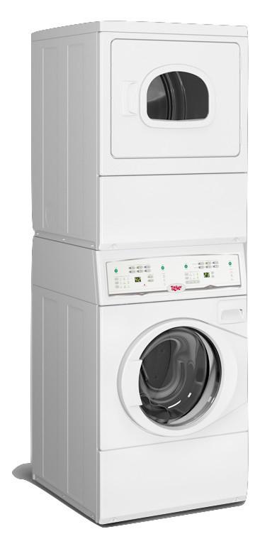 Промышленная стирально-сушильная машина Unimac NT3 (стэк) на 10/10 кг