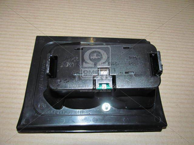 Фонарь задней левый внутренний ВАЗ 2110 (квадрат) (Производство ДААЗ) 21100-371611100 - АВТОЗАПЧАСТЬ в Мелитополе
