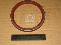 Сальник ступицы задней КАМАЗ красный (129) с пружиной (производство Украина)