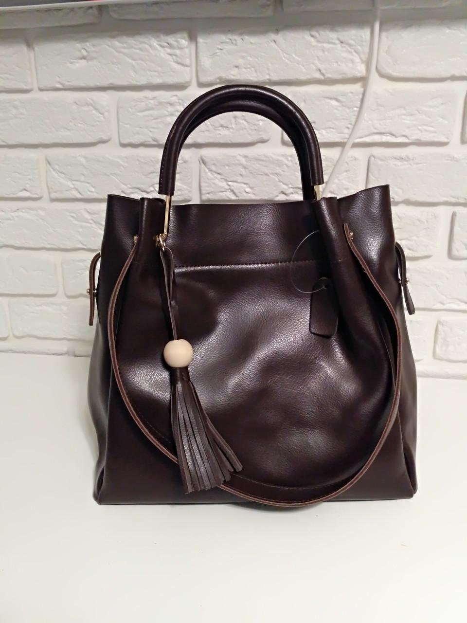 cca5a6d5 Женская кожаная сумка