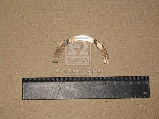 Полукольцо подшипника упорного ВАЗ вала коленчатого (производство ДЗВ) (арт. 2101-1005183-01)