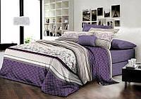 Комплект постельного белья полуторный, ранфорс 100% хлопок. Постільна білизна. (арт.8759)