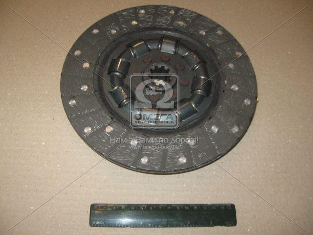 Диск сцепления ведомый ГАЗ двигатель4215, 406 (производство ТМЗ, г.Тюмень) (арт. 421.1601130), ADHZX