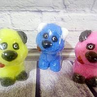 Мыло собака Дружок