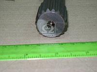Валик привода агрегатов БЕЛАЗ соединительный (Производство ЯМЗ) 240-1029336, ACHZX