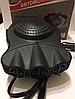 Тепловентилятор компакт HF 384 150W обогрев-обдув, 2м кабель, фото 2