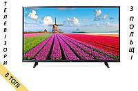 Телевизор LG 43UJ620V Smart TV 4K/Ultra HD 1500Hz T2 S2 из Польши