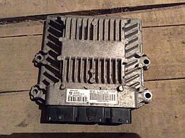 ЕБУ електронний блок управління двигуна бортовий компютер Fiat Scudo 2,0 hdi