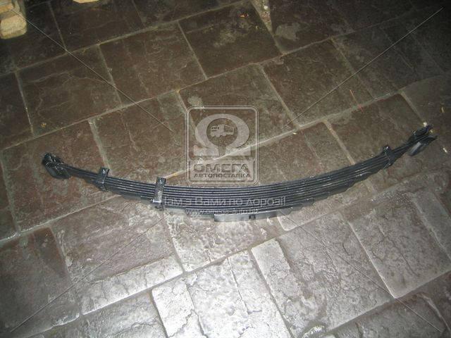 Рессора передний ГАЗ 53 12-листовая 1225мм (Производство Чусовая) 53-2902012-02