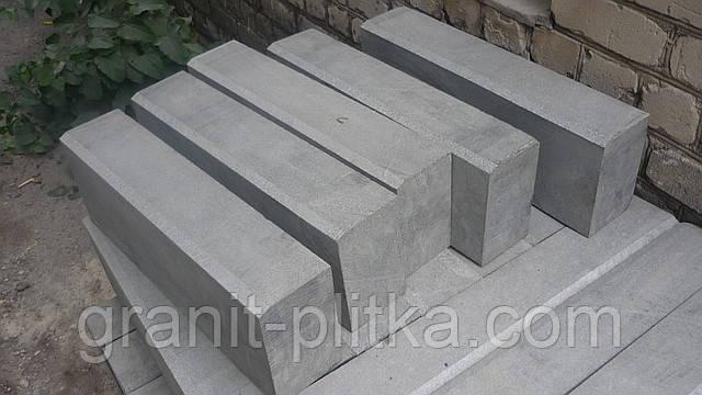 Бордюры каменные, бортовые , дорожные