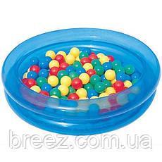 Шарики для сухого бассейна Intex 10 шт., фото 2