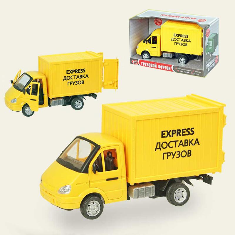 Грузовой автомобиль 9077E АВТОПАРК                                                                   - Интернет магазин детских товаров «КУЗЯ»  в Виннице