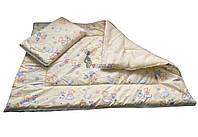 Зимнее детское одеяло + подушка на меху Bonna