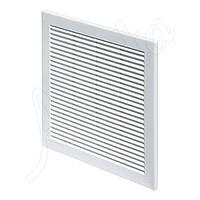 Решетка вентиляционная Awenta TRU2 (150х150с) белая, коричневая