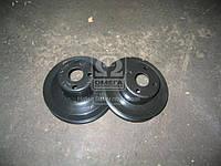 Шкив насоса водяного (передний+задней) (Производство ЗМЗ) 511.1308004, AEHZX