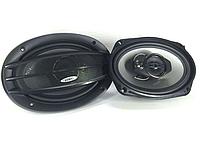 Автомобильные Колонки (Овалы), 600W, 3-х полосные Pioneer TS-A6974S