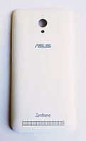 Задняя белая крышка для Asus Zenfone Go ZC500TG