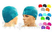 Шаполчка для плавания (на длинные волосы) PL-5967