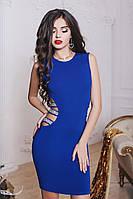 Женское коктейльное платье №32-469