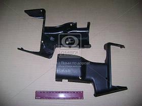 Кожух рул. механизма верхний ВАЗ 2105 (Производство ДААЗ) 21050-340307000