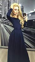 Платье женское длинное макси