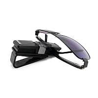 Автомобильный держатель для очков ExtraDigital Glasses Holder Black