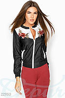 Эластичная спортивная куртка Gepur 22953
