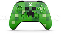 Контроллер MICROSOFT XBOX ONE S Minecraft Creeper