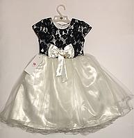 Нарядное платье для девочек 122-146 см