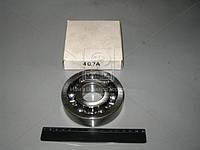 Подшипник 407 (6407) (Курск) вал промежуточный, доп., реверса ДТ-75, вал первичн. КПП Т-40 (арт. 407), ACHZX
