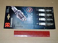Свеча зажигания ЭЗ А-11 ГАЗ (комплект 4 шт. блистер) (Производство Энгельс) А-11