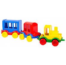 Іграшка Kid Cars Паровозик