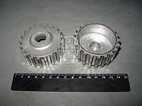 Шкив зубчатый ВАЗ 2108 водяного насоса (производство ДААЗ)