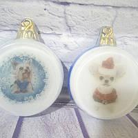 Мыло Елочая игрушка, фото 1