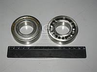 Подшипник 60206 (6206Z) (ХАРП) вал вентилят. ПАЗ, вал редукт.загруз. шнека ДОН