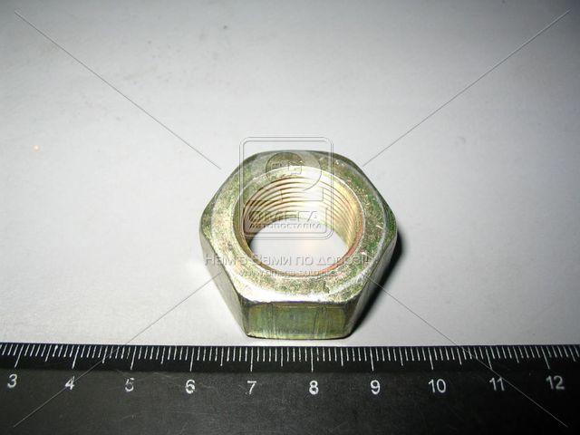 Гайка М20х1,5 шпильки ступицы внутренняя ГАЗ 3307,3309 (покупной ГАЗ) (арт. 4595531-068)