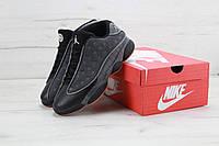 Мужские баскетбольные кроссовки Nike Air Jordan 13 Retro Grey