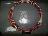 Трубка тормозная медная в рулоне 10м (Dвнут.=10,2мм диаметр наружный =12мм) (Производство Россия) Трубка